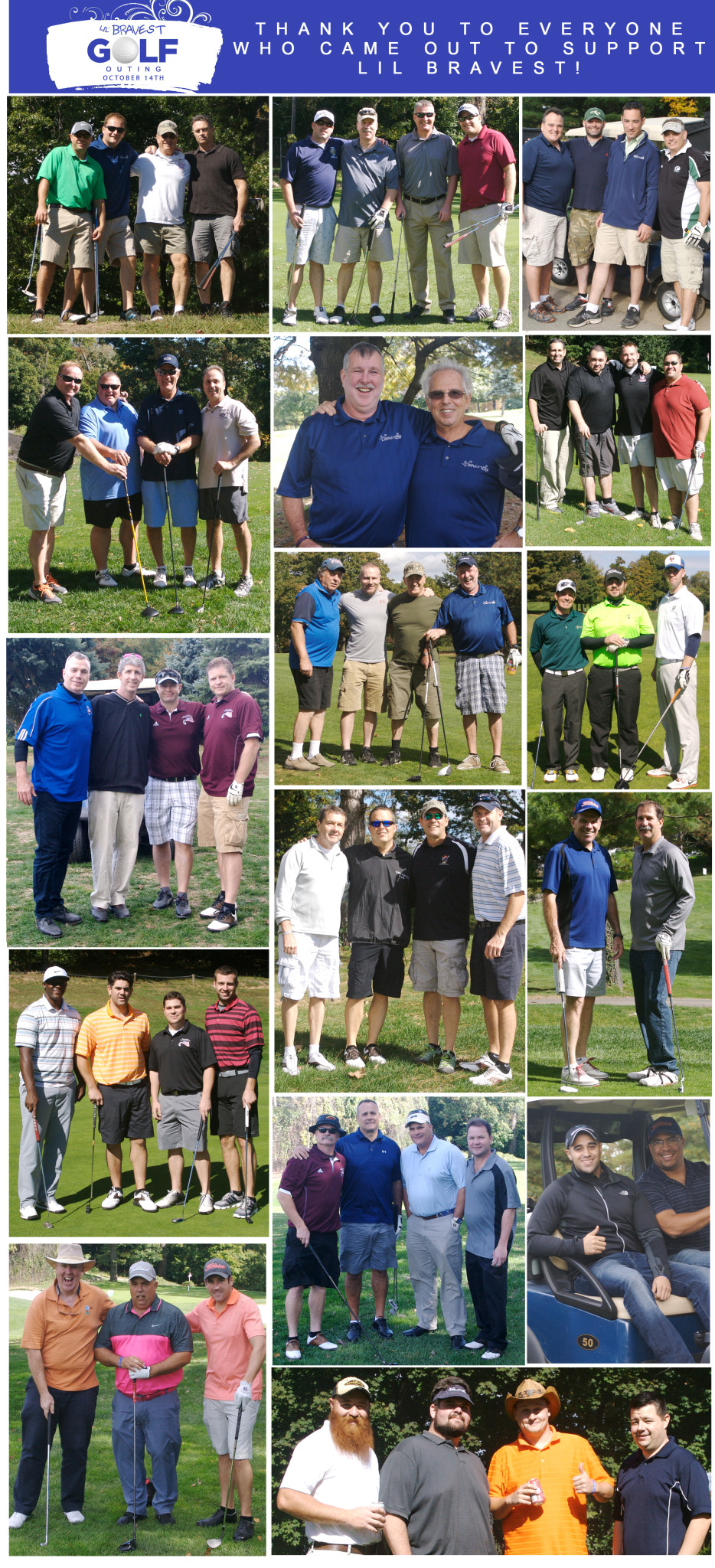 Golf TEAMS 2015